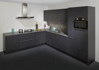 Black Industriele Keuken : Industrieel minimalisme in de keuken imagicasa