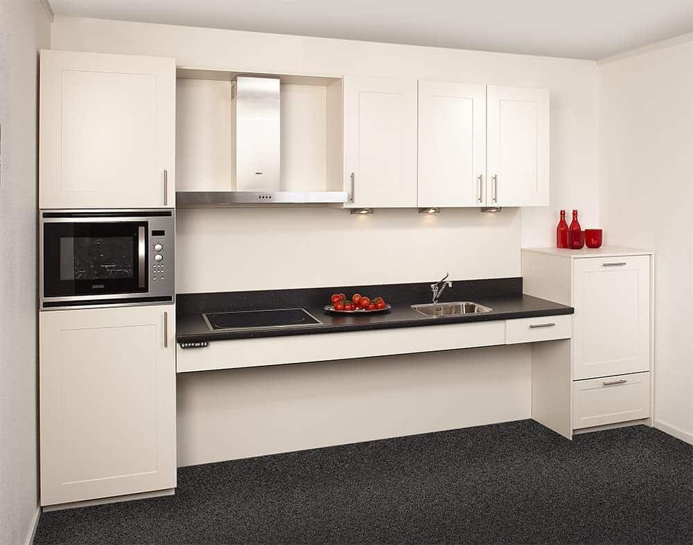 Keuken Warenhuis Dordrecht : Aangepaste keukens hoog laag keukens keukenwarenhuis