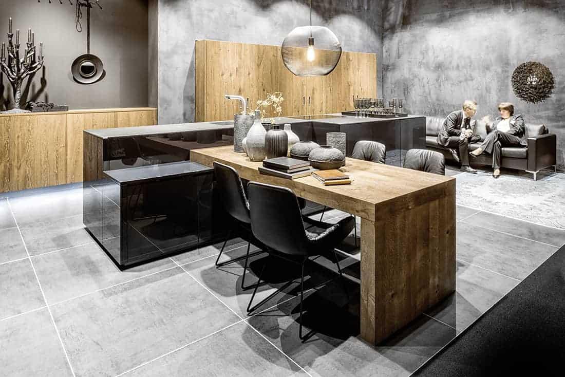 Modern kitchens largest showrooms of nl keukenwarenhuis