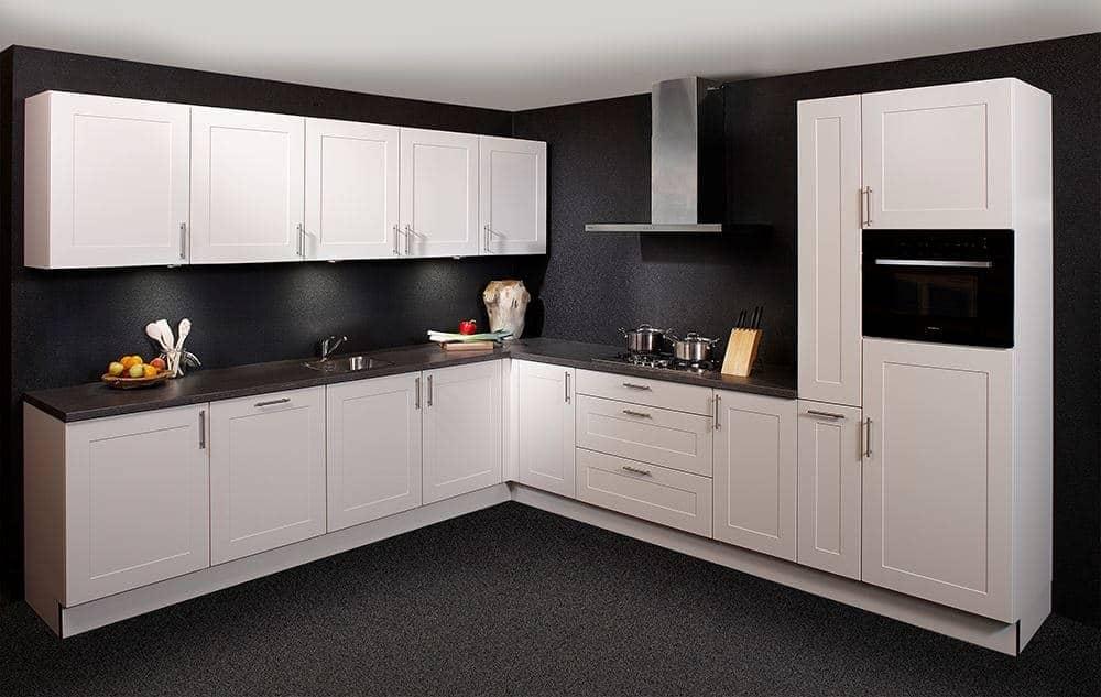 Voorraadkeukens keukens op maat gelijk uit voorraad
