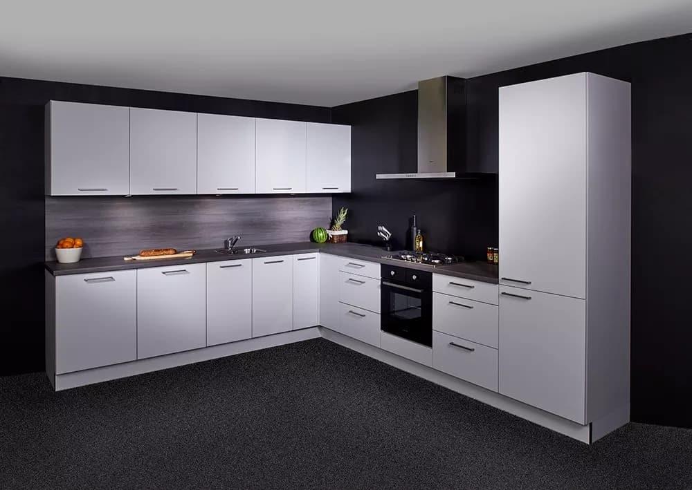 Hoek Keuken Modellen : Voorraadkeukens keukens op maat gelijk uit voorraad